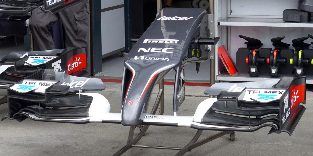 Sauber  - Formel 1 - GP Australien - 15. März 2014