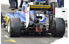Sauber - Formel 1 - GP Belgien - Spa-Francorchamps - 20. August 2015