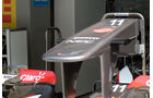 Sauber - Formel 1 - GP Indien - Delhi - 24. Oktober 2013