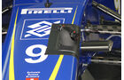 Sauber - Formel 1 - GP Italien - Monza - 2. September 2016