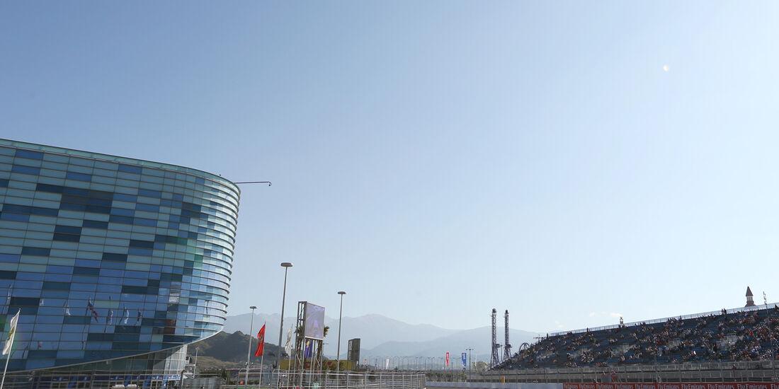 Sauber - Formel 1 - GP Russland - 10. Oktober 2014