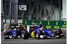 Sauber - Formel 1 - GP Singapur 2015
