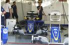 Sauber - GP Brasilien - Interlagos - Freitag - 11.11.2016