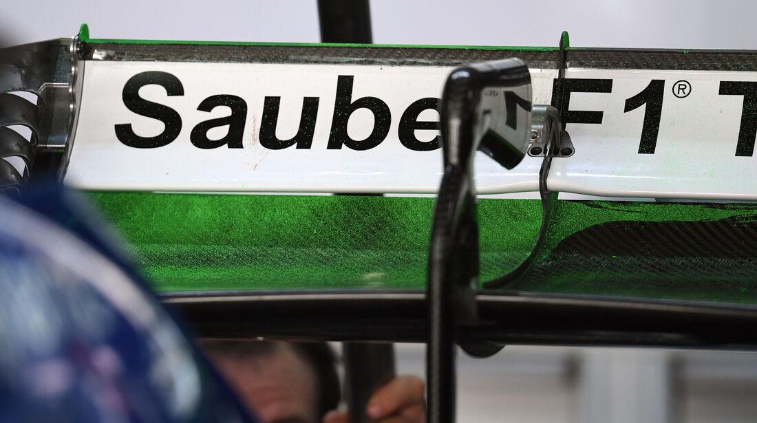 Sauber - GP Deutschland - Formel 1 - 29. Juli 2016
