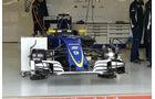 Sauber - GP England - Silverstone - Formel 1 - Freitag - 8.7.2016