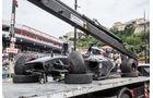 Sauber - GP Monaco 2014