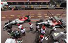 Sauber - GP Monaco - Formel 1 - Donnerstag - 24.5.2018