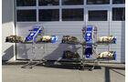 Sauber - GP Österreich - Spielberg - Formel 1 - Freitag - 7.7.2017