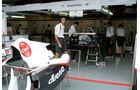 Sauber - GP Singapur - 22. September 2011