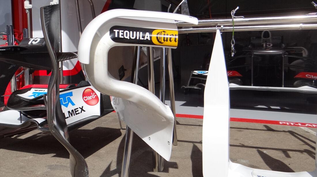 Sauber - GP Spanien - 12. Mai 2012