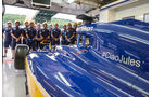 Sauber - Jules Bianchi-Aufkleber - GP Ungarn 2015
