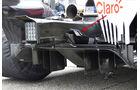 Sauber - Technik - Upgrades - GP Belgien / GP Italien 2018