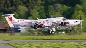 Sauber Turboprop Flugzeug Formel 1 2012