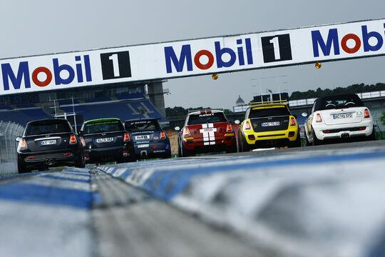 Schäfer-Mini Cooper S Clubsport, Schäfer-Mini John Cooper Works, AC Schnitzer-Mini Cooper S Cabrio, Arden-Mini AM1 Equipe, Schirra-Mini VLN, Mini JCW Challenge