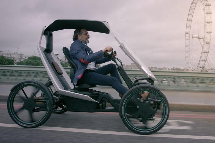schaeffler bio hybrid tretauto mit elektromotor unterst tzung auto motor und sport. Black Bedroom Furniture Sets. Home Design Ideas