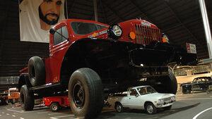 Scheich-Automuseum der Emirate, Abu Dhabi, Regenbogen-Scheich
