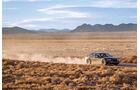 Schotterpiste, Landstraße, Nevada