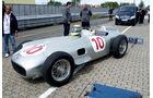 Schumacher & Rosberg W196
