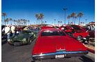 Scottsdale, Oldtimer-Trffen, Parkplatz