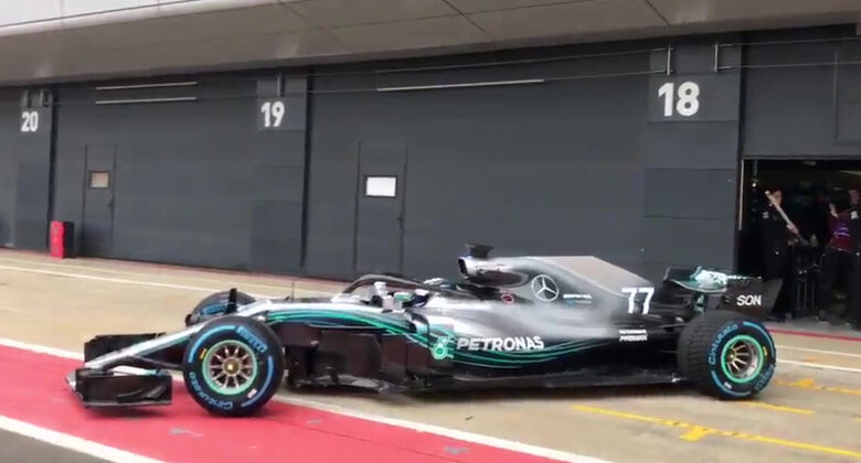 Screenshot - Mercedes W09 - F1-Auto 2018