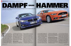 Screenshot - sport auto 6/2016 - Alpina B4 Biturbo - Ford Mustang