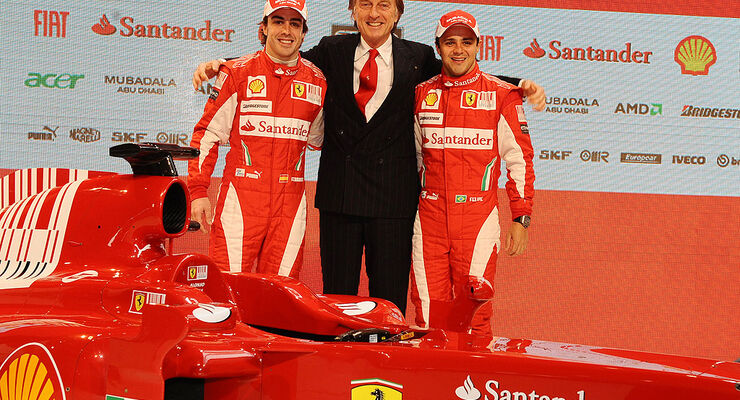 Scuderia Ferrari Launch