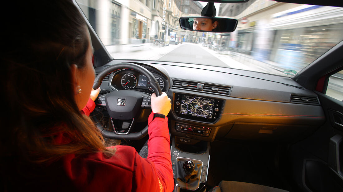 Seat Arona 1.5 TSI, Interieur