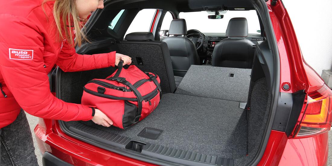Seat Arona 1.5 TSI, Kofferraum