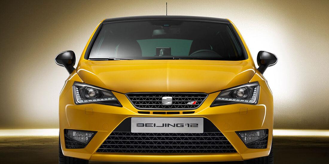 Seat Ibiza Cupra 2012 Peking