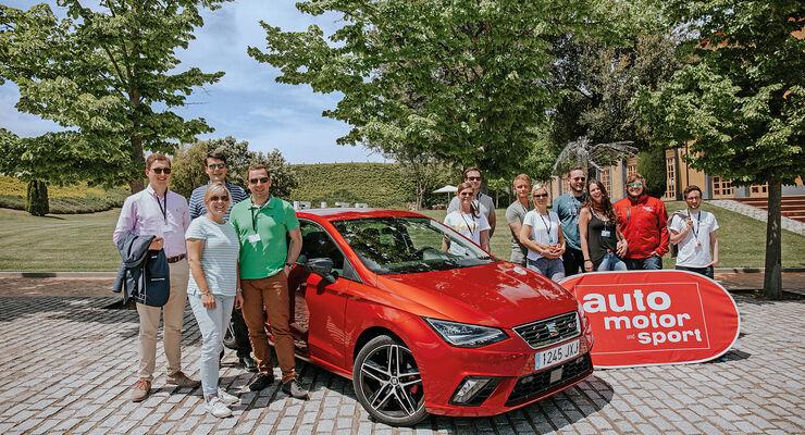Seat Ibiza, Lesertestdrive 2017, Advertorial