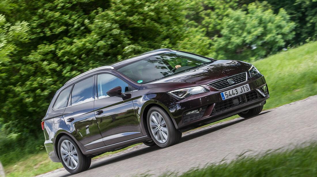 Seat Leon Cupra R ST 4Drive - Serie - Limousinen bis 50000 Euro - sport auto Award 2019