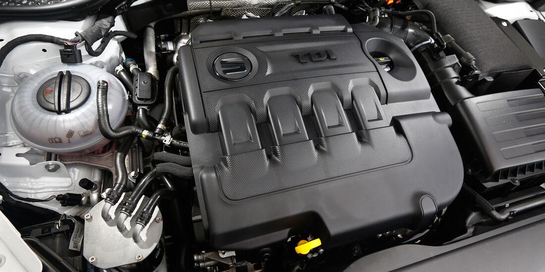 Seat Leon FR 2.0 TDI, Motor