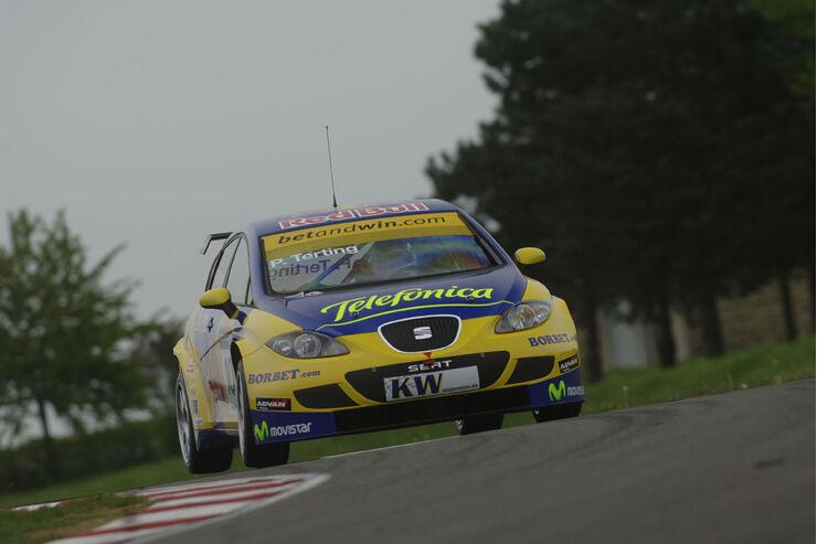 Seat Leon WTCC (Tracktest) 01