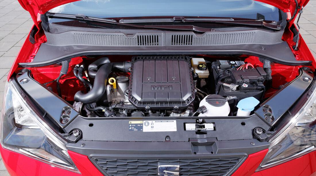 Seat Mii, Motor