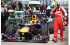 Sebastian Vettel - Fernando Alonso - Red Bull - Formel 1 - GP China - 13. April 2013