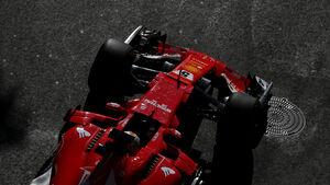 Sebastian Vettel - Ferrari - GP Aserbaidschan 2017 - Qualifying - Baku - Samstag - 24.6.2017