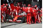 Sebastian Vettel - Ferrari - GP China 2016 - Shanghai - Rennen