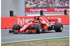 Sebastian Vettel - Ferrari - GP Deutschland 2018 - Hockenheim - Qualifying - Formel 1 - Samstag - 21.7.2018