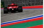 Sebastian Vettel - Ferrari - GP Russland - Sotschi - Formel 1 - Freitag - 28.9.2018