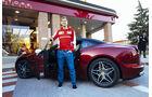 Sebastian Vettel - Ferrari - Privatautos