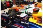 Sebastian Vettel - Force India  - Formel 1 - GP Europa - 23. Juni 2012