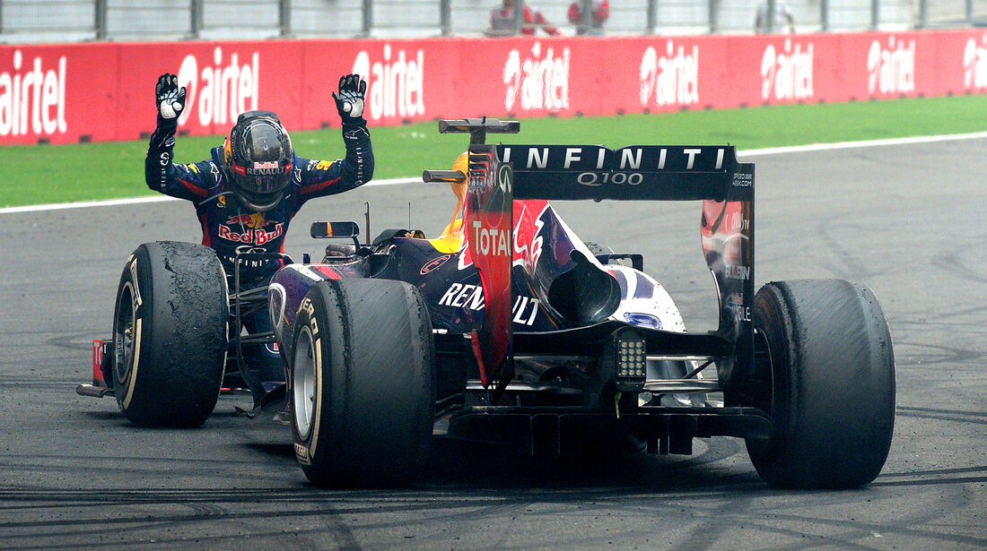 Sebastian Vettel - Formel 1 - 2013