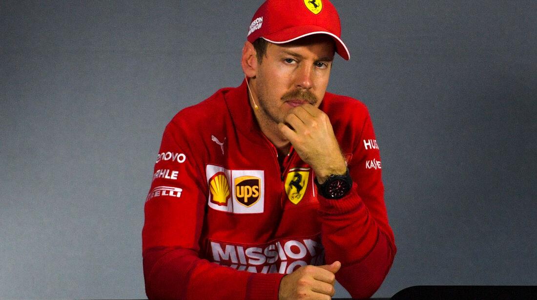 Sebastian Vettel - Formel 1 - GP Bahrain 2019
