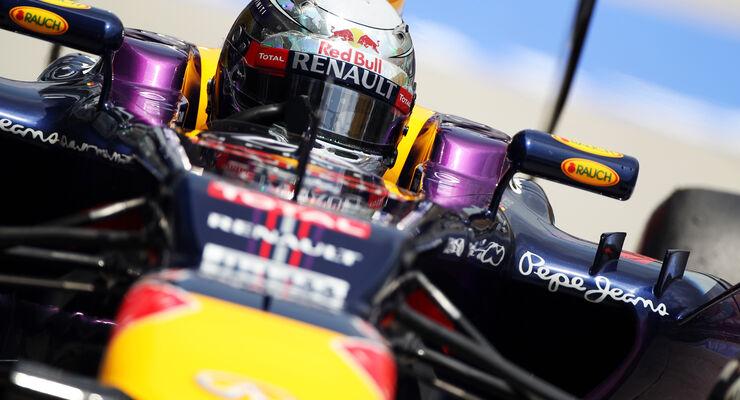 Sebastian Vettel - Formel 1 - GP Malaysia