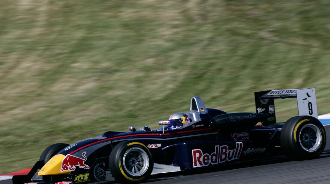 Sebastian Vettel Formel 3