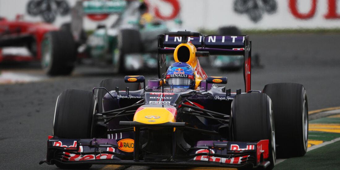 Sebastian Vettel - GP Australien 2013