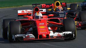 Sebastian Vettel - GP Australien 2017