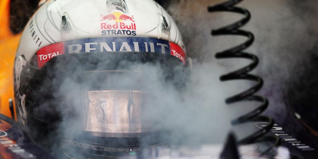 Sebastian Vettel - GP Bahrain 2013