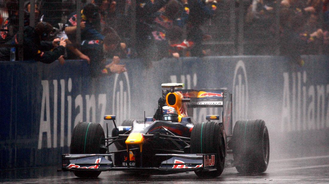 Sebastian Vettel - GP China 2009