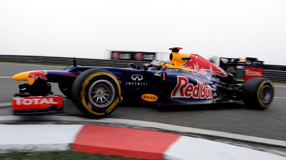 Sebastian Vettel GP China 2012